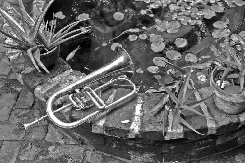 horn courtyard 1988